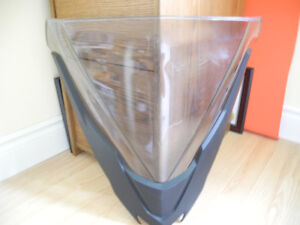 BRP sled wind shield