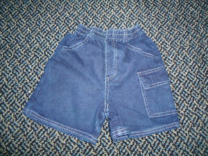 Boys Size 18 Month Jean Shorts