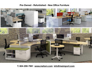 Office Furniture, Cubicles, Boardroom, Reception, Chairs