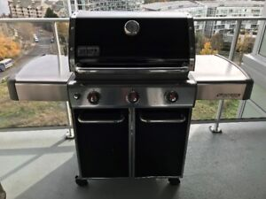 Weber NG Genesis Special Edition BBQ