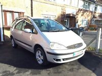 Ford galaxy 7 seater automatic