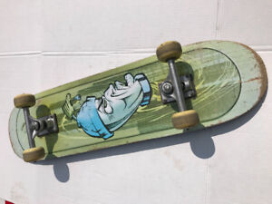 Skateboard - used but lots of life left!