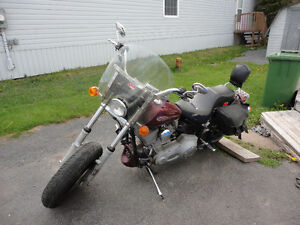 2000 softail std....(trade OR sell).