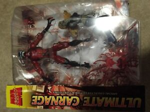 Diamond Select Toys - Marvel, Ultimate Carnage Action Figure