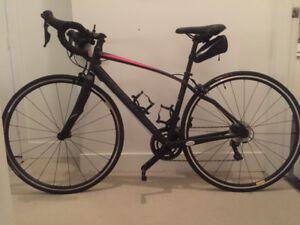 Woman's Shimano Specialized Dolce - 51' (price inc. gear)