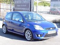 Ford Fiesta 2.0 ST, Blue, 2005, 78 000 Miles, FSH, 6 Months AA Warranty