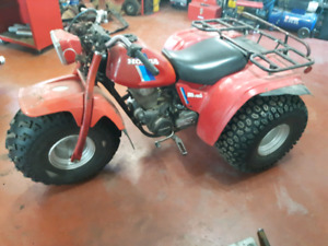 Honda Big Red 200ES 3 Wheeler