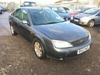 2003/03 Ford Mondeo 2.0TDCi 115 Graphite LONG MOT HPI CLEAR