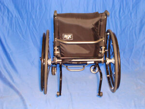 Wheelchair - Hi Lite Titanium - Model #72