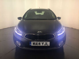 2014 KIA CEED 3 ECODYNAMICS CRDI ESTATE 1 OWNER SERVICE HISTORY FINANCE PX