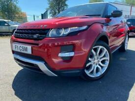 image for 2014 Land Rover Range Rover Evoque 2.2 SD4 DYNAMIC 3d 190 BHP Coupe Diesel Autom