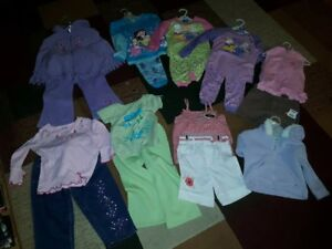 Toddler Clothes, New-Tags still on