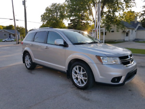 2013 Dodge Journey R/T ** ACCIDENT FREE & FULLY LOADED**