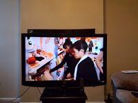 "42"" LG hd ready lcd flat screen tv."