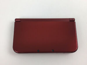 Red New Nintendo 3DS XL Console