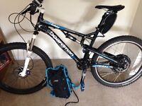 ! Ebike full suspension electric mountain bike (NOT a Boardman, giant, carrera, gtech)