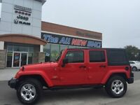 2015 Jeep Wrangler Unlimited Sahara 4WD DEALER DEMO SAVE $$$$  -