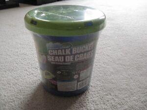 Crayola Washable Sidewalk Chalk Bucket (Brand New!)