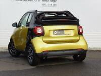 smart fortwo cabrio PRIME PREMIUM PLUS T (yellow) 2016-09-27