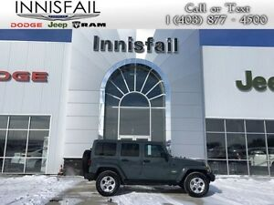 2014 Jeep Wrangler Unlimited Unlimited Sahara   - Certified