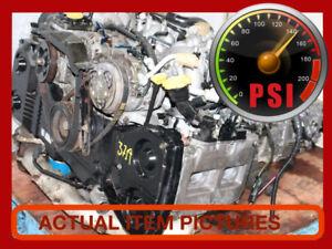 JDM SUBARU WRX EJ20 TURBO DOHC ENGINE MANUAL TRANS 2002-2005.