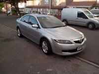 Mazda 6 AUTOMATIC GEARBOX FACE LIFT !!!!!!!!!!!!