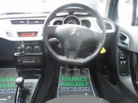 2013/63 CITROEN C3 1.2 VTI SELECTION 5DR BLACK - £20 ROAD TAX - IDEAL 1ST CAR