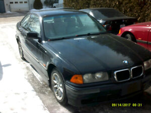 BMW E36 328 IS COUPE 1999