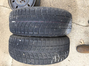 Winter tires Two Only Kitchener / Waterloo Kitchener Area image 1