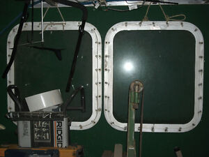 COMMERCIAL FIXED MARINE WINDOWS(New Info)