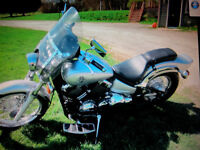 2002 Yamaha V-Star 650 for sale, $ 3,500 Negotiable! Low Mileage