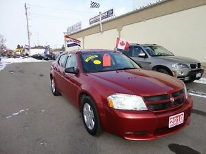 2010 Dodge Avenger SXT Sedan E-TESTED & CERT