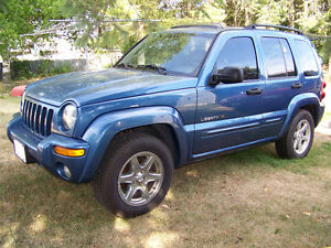 2003 Jeep Liberty Limited Other