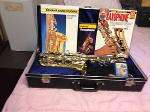 Excellent condition everything included case strap reeds books