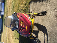 For Sale 1999 Formula500 DLX Electric Start Skidoo