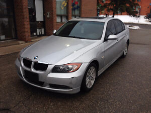 2006 BMW 3-Series 325i Sedan E-TESTED AND CERTIFIED
