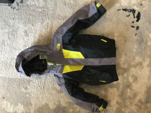 Boys 3T tri-climate 3 in 1 North Face Jacket
