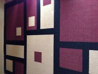 Beautiful large clean rug$100