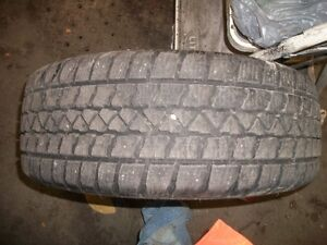 pair of Arctic Claw Tire