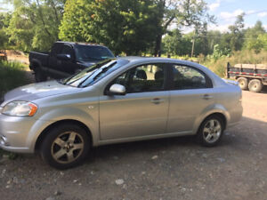 2007 Chevy Aveo for sale