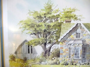Rustic Country House by Art Legiehn Signed Artist Proof Stratford Kitchener Area image 7