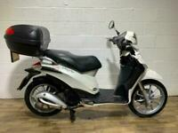 Piaggio Liberty 125 2013 good running scooter project 125cc spares or repair