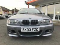 2003 BMW 3.2 M3 2dr