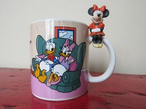 Tasse 'Mugimal' Minnie Mouse Figurine Walt Disney Coffee Cup