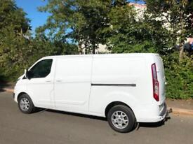Ford Transit Custom 2.2TDCi ( 125PS ) LWB 310 L2H1 Limited - NO VAT TO PAY