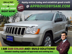 GRAND CHEROKEE LAREDO - Bad Credit? GUARANTEED APPROVAL.