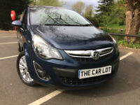 Vauxhall/Opel Corsa 1.4i 16v ( 100ps ) ( a/c ) auto 2014MY SE ONLY 21000 MILES