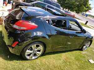 12' Hyundai veloster safetied etested