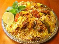 Pakistani/ Indian food