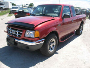 2001 FORD RANGER NEW FOR PARTS @ PICNSAVE WOODSTOCK